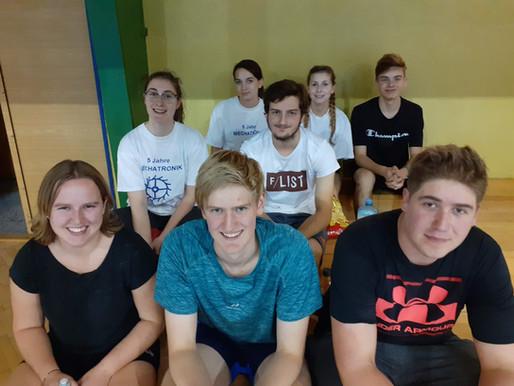 Volleyballturnier in Dacice