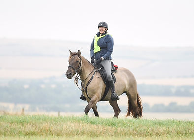 Sally & Rabbit at Barbury.jpeg
