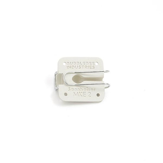 THE LAV CONCEALER FOR SENNHEISER MKE-2, WHITE