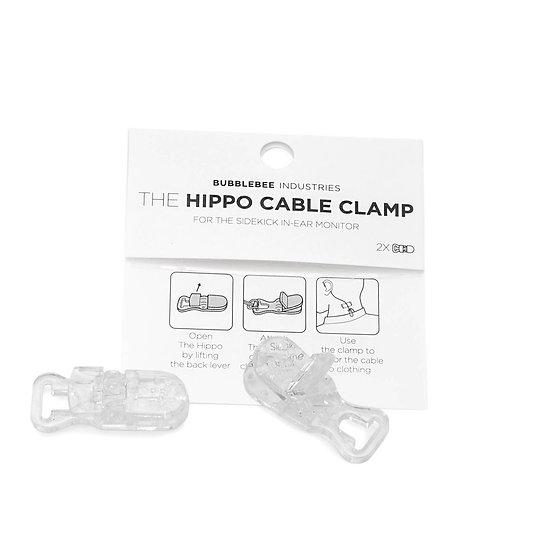 THE HIPPO CABLE CLIP - 2