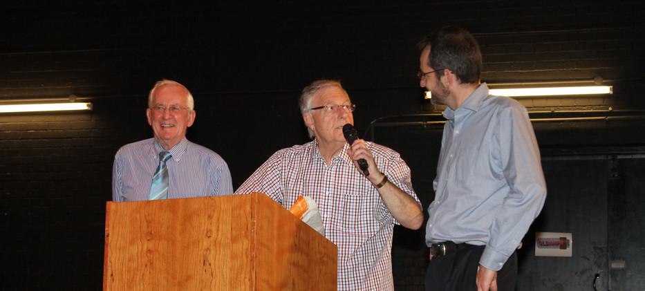 DAVID PRING, BR & EWEN PRING (PETER LARK