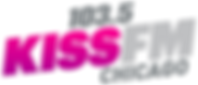 103.5 Kiss FM Chicago Logo