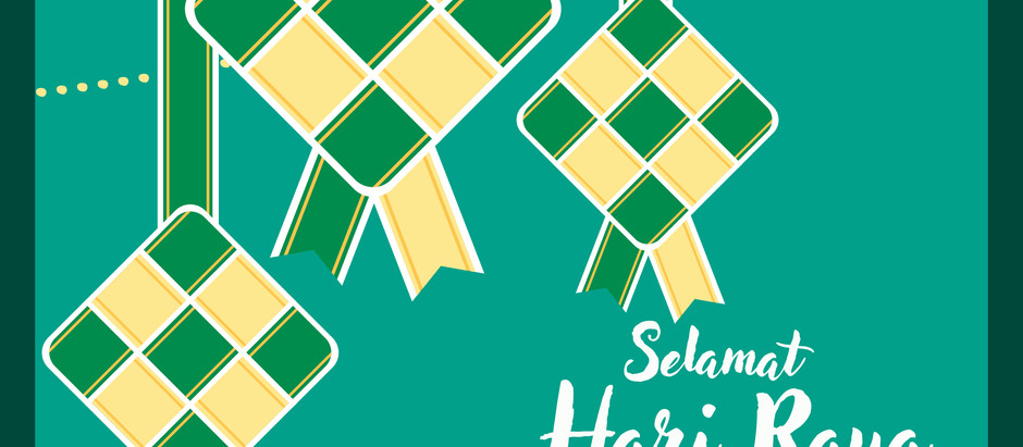 Selamat Hari Raya Aidilfitri from all of us at BSE!