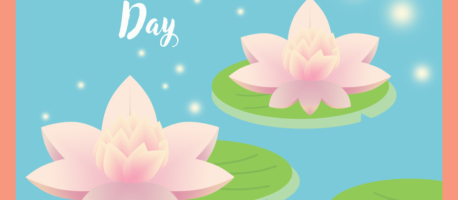 BSE Wishes All Buddhists a Happy Vesak Day!