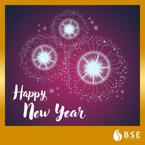 BSE Wishes Everyone a Happy 2021!