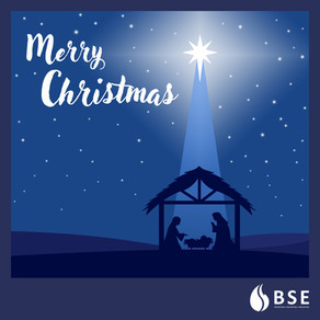 BSE Wishes You a Merry Christmas!