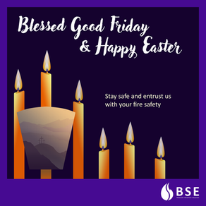BSE Wishes All Christians a Blessed Good Friday!