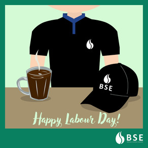 Happy Labour Day to All!