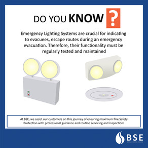 Emergency Lighting—Guiding You to Safety