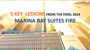 5 Key Lessons from the Fatal 2014 Marina Bay Suites Fire