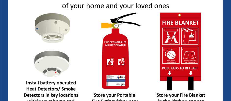 Equipping Your Home with a Fire Safety Home Kit