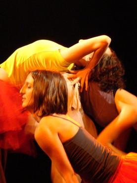 Semana Pra Dança 2008.