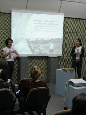 Paula Bueno e Luciana Cristofari