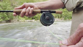 SL18 Fly Fishing Reel