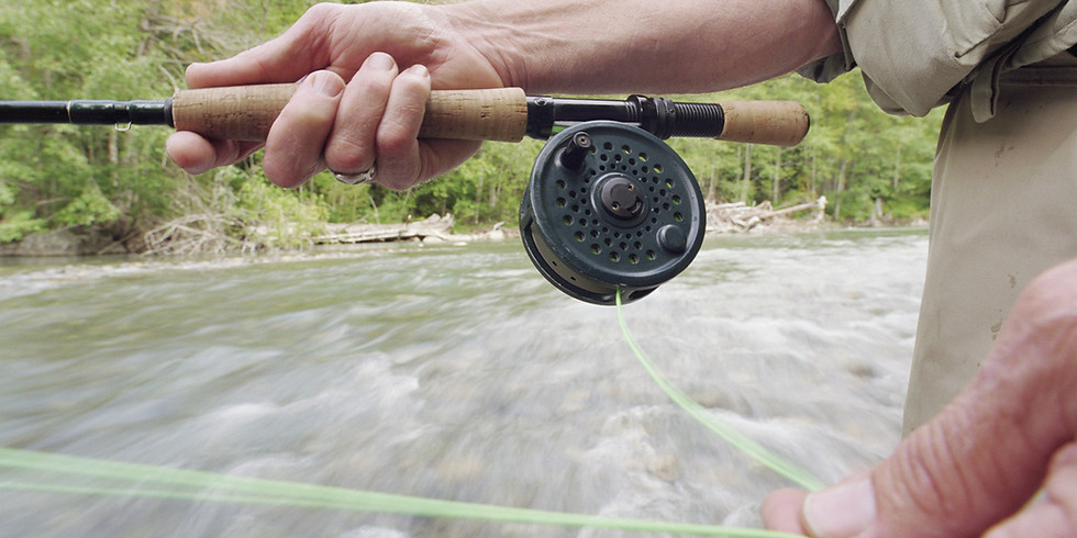 March (Plano, TX): Fly Fishing 101