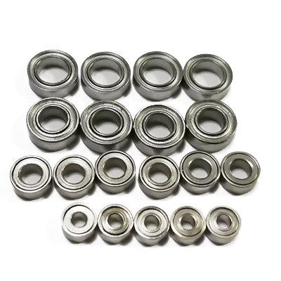 Ball bearing set (19 bearings and 4 washers)
