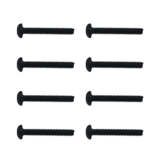 Button Head Hex Screws 2x14mm(8)