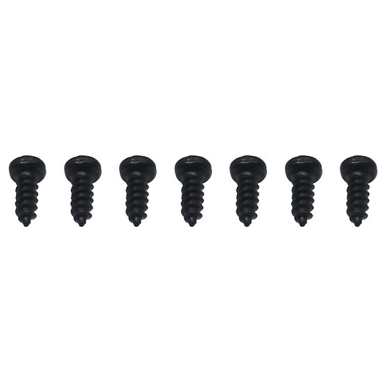 Phillips Screws Self-tapping 1.7x5mm(8)