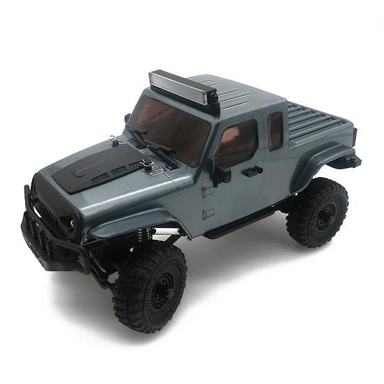 Tetra X1T 1/18 Scale Crawler RTR 4WD Off-road Vehicle, , Gunmetal Grey