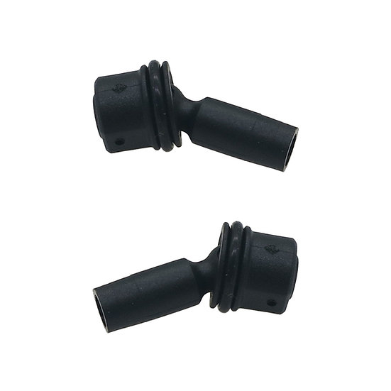 Rear Short Drive Shaft Set fits Tetra18 6X6