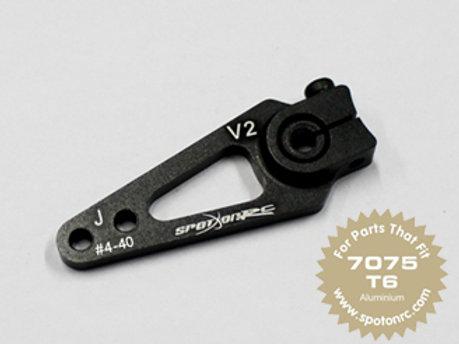 """Servo Arm 23T JR 1.5"""" 38.10mm #4-40"""