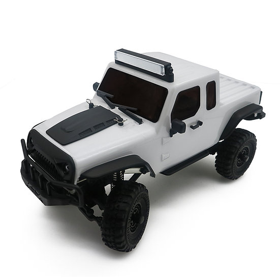 Tetra X1T 1/18 Scale Crawler RTR 4WD Off-road Vehicle, White