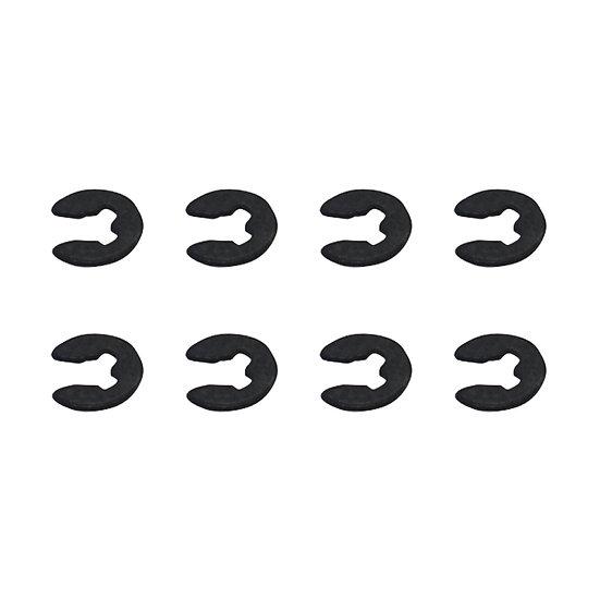 1.5mm E-Clips (8)