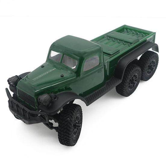1/18 Tetra18 K1 6X6  RTR Scale Mini Crawler, green