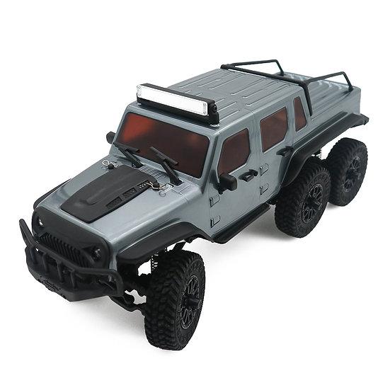 copy of 1/18 Tetra18 X1 6X6 RTR Scale Mini Crawler, Black