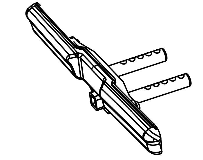 Rear Bumper Set