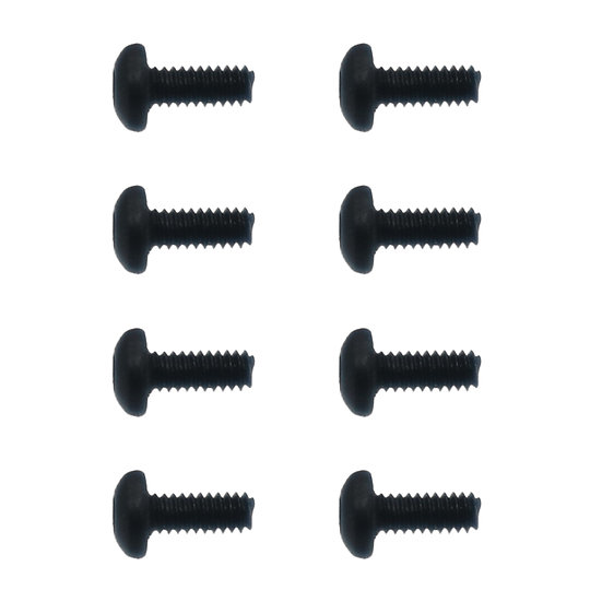 Button Head Hex Screws 2x5mm(8)