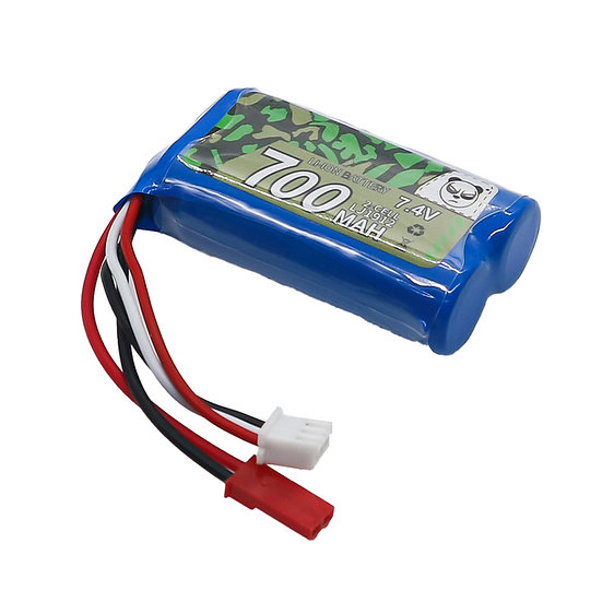 7.4V 700Mah Li-ion Battery