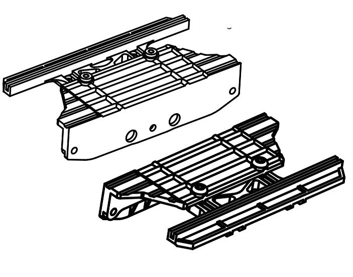 Skid Plates (left & right)