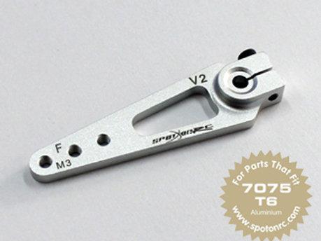 """Servo Arm 25T Futaba&New Hitec 1.75"""" 45mm M3"""