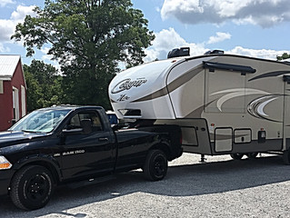 Why did we buy a fifth wheel?