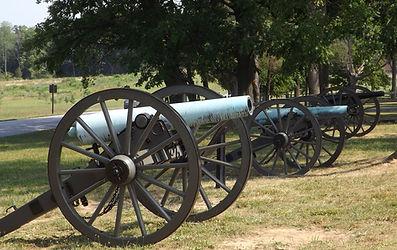 Gettysburg National Park, Gettysburg, PA, Civil War Cannon