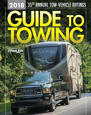 2018 Guide to towing from Trailer Life Magazin