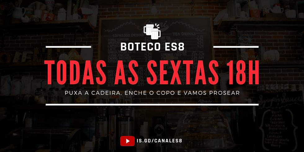 BotecoES8 - Ao vivo