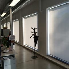Fabrica cortinas enrollables para hosteleria