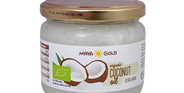 Aceite coco virgen extra maya gold 250 gr.