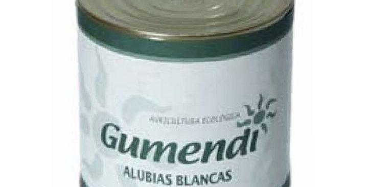 Alubia Blanca Extra Lata Gigante , Gumendi 3 Kg.