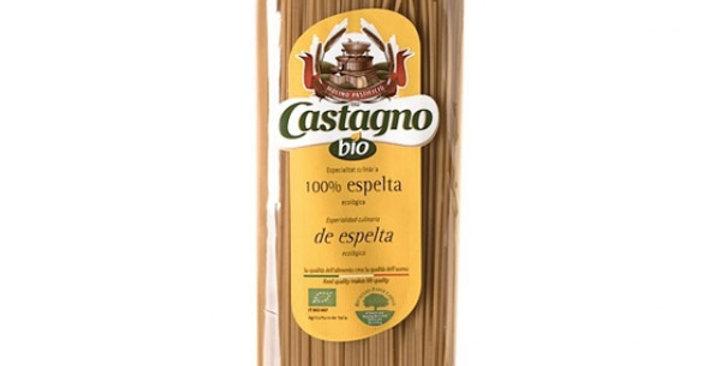 ESPAGUETIS DE ESPELTA 100% CASTAGNO 500 GR.