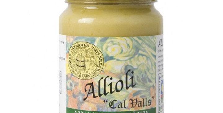 ALIOLI ECO CAL VALLS 130 GR.