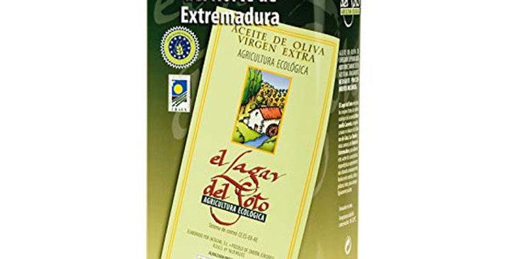 Aceite de oliva virgen extra el lagar del soto 5l.