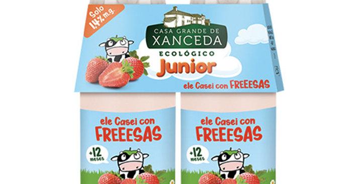 ELE CASEI CON FRESAS CASA GRANDE DE XANCEDA  2 X 165 GR.