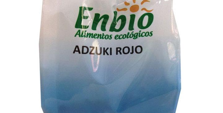Adzuki Rojo, Enbio