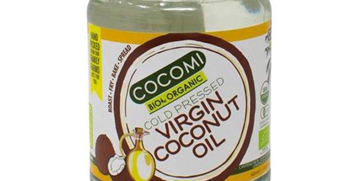 ACEITE DE COCO VIRGEN COCOMI 225 ML.