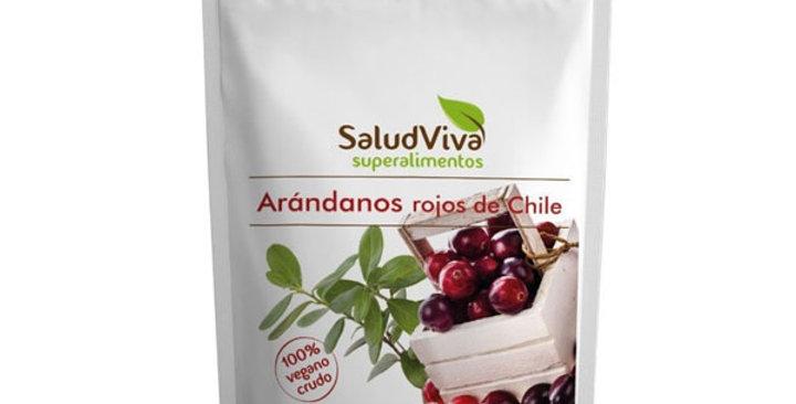 ARANDANOS ROJOS DE CHILE SALUDVIVA 200 GR.