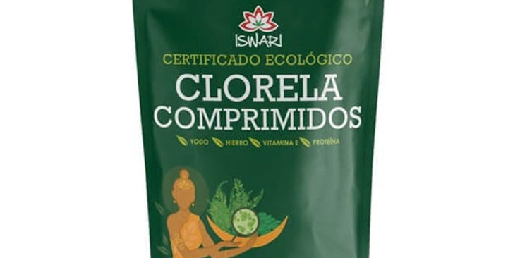 Clorela comprimidos Iswari 70 gr.
