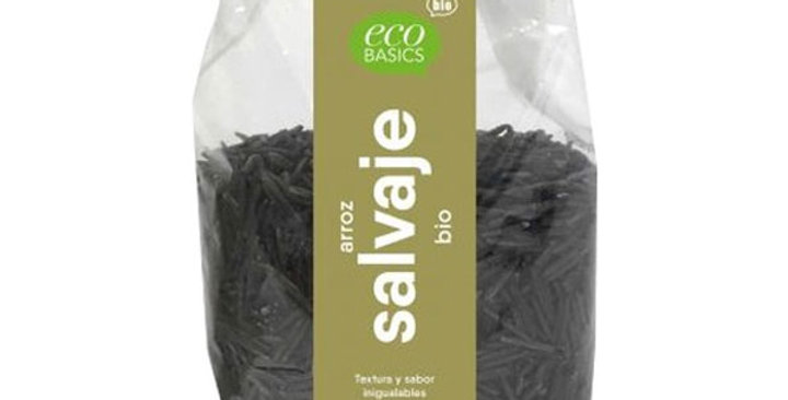 ARROZ SALVAJE ECOBASICS 250 GR.